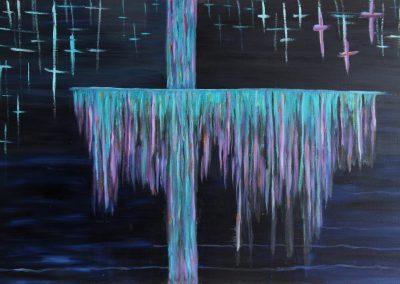 11. Jezus gekruisigd
